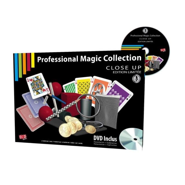 Oid Magic Magie : Close up 2 + Dvd