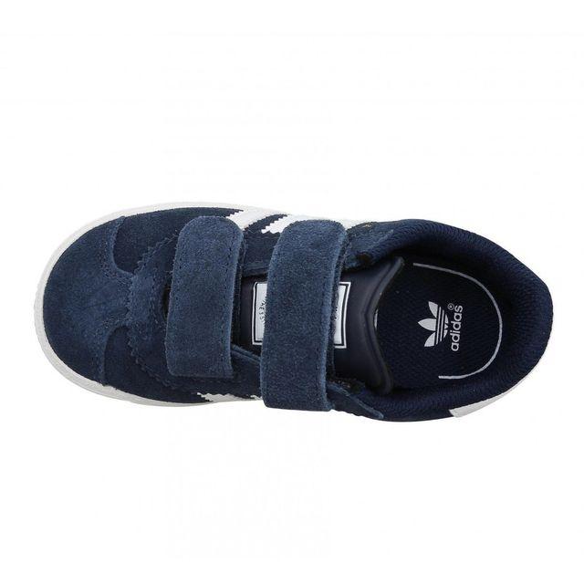Adidas - Gazelle 2 velcro Enfant-23-Navy