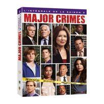 Warner Home Video - Major Crimes Saison 2 - Dvd