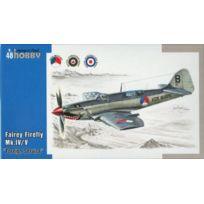 Special Hobby - 48041 Fairey Firefly Iv/V/VI 1:48 Plastic Kit Maquette