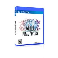 SQUARE ENIX - WORLD OF FINAL FANTASY - PS VITA