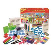 Joustra - Coffret 6 activités et coloriage