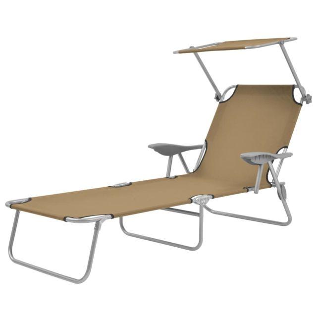 Joli Sièges d'extérieur serie Yaoundé Chaise longue pliable