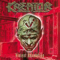 - Kreator - Violent revolution Vynil