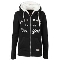 Superdry - Applique Sweat Zip No Name
