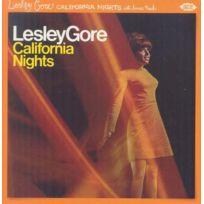 Ace Records - Lesley Gore - California nights Boitier cristal
