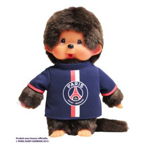 Monchhichi - Paris Saint-germain - 24070
