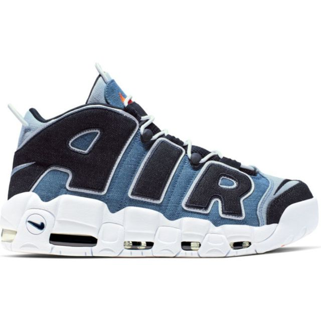 Nike Chaussure Air More Uptempo '96 Qs Bleu pour homme