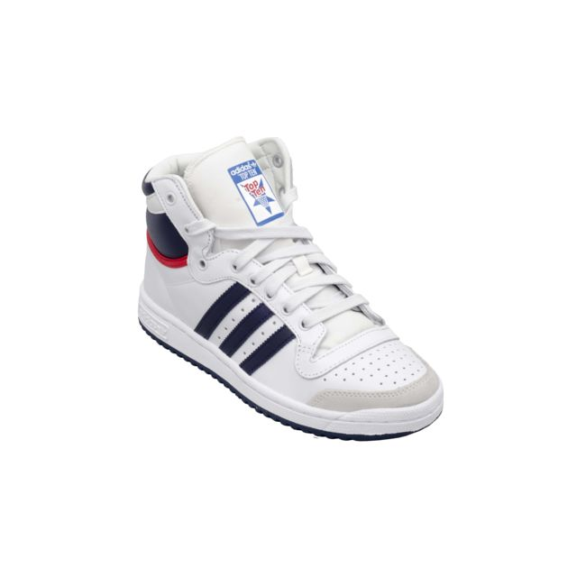 Adidas originals - Adidas Chaussures basket   street Homme Top Ten ... 53f0a9e45b0d