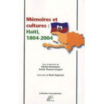 Pu De Limoges - mémoires et cultures ; haïti, 1804-2004