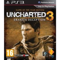 Sony - Uncharted 3 : L'Illusion de Drake - Game Of The Year Edition