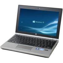 """HP - Elitebook 2170P - Intel Core i5 3427U 1.8 Ghz - RAM 4 Go - SSD 128 Go - Ecran 11.6"""" - LED HD - Webcam - Intel HD Graphics 4000 - Windows 10 Home MAR 64 bits"""