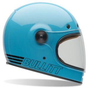 BELL - Bullitt Retro Blue Bleu - XL