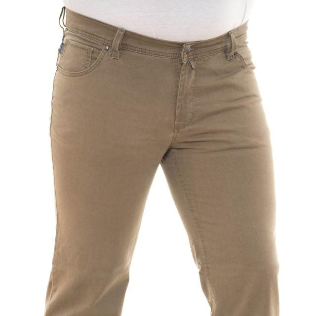 Pionier Pantalon toile peter beige