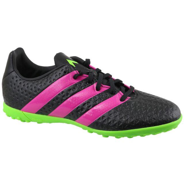 Adidas Ace 16.4 Tf J Af5081 Noir pas cher Achat Vente