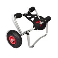Vidaxl - Chariot de kayak