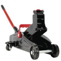 Turbocar - Cric rouleur hydraulique 2 Tonnes