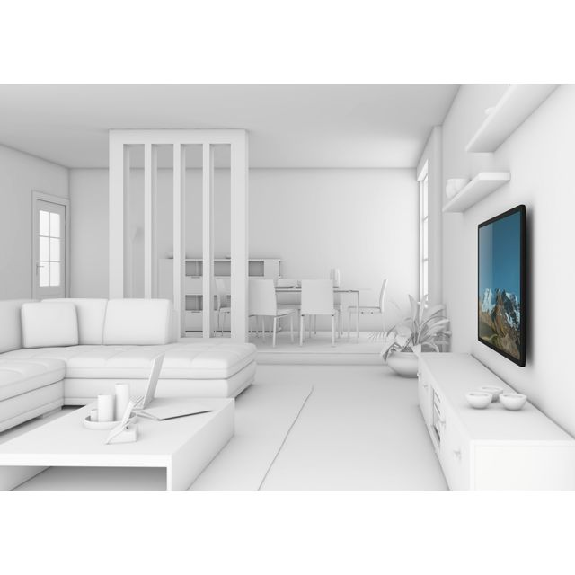 VOGEL`S - Support mural TV WALL 2205