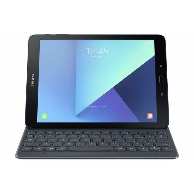 Samsung Keyboard Cover Galaxy Tab S3 - Gris