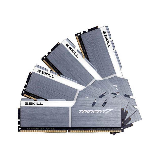 G.SKILL Trident Z 32 Go 4 x 8 Go DDR4 3466 Mhz Cas 16