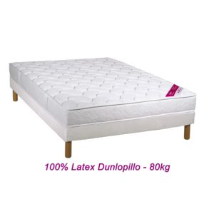 soldes relaxima matelas latex dunlopillo buenos aires achat vente matelas latex pas chers. Black Bedroom Furniture Sets. Home Design Ideas