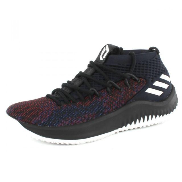 Adidas performance Chaussures de Basketball Dame 4 pas