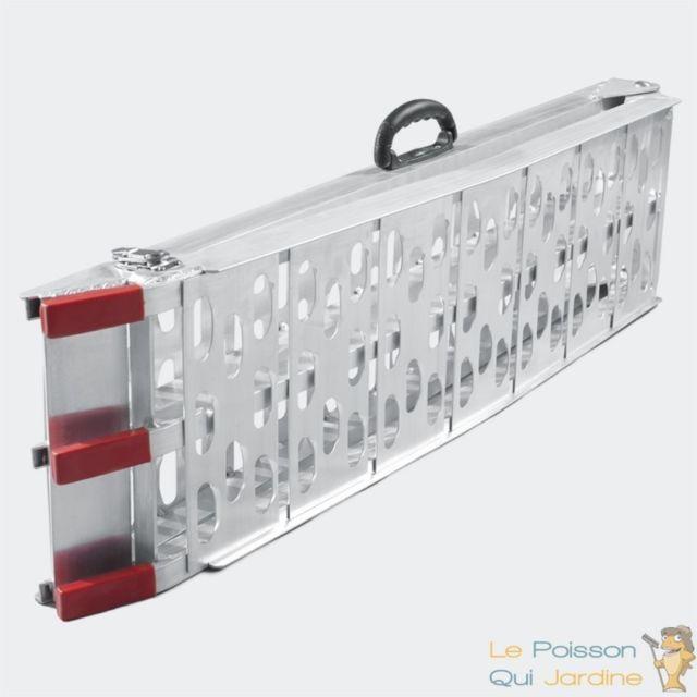 aqua occaz rampe pliable pour moto v hicule 2 roues rampe de chargement 340 kg 226 cm. Black Bedroom Furniture Sets. Home Design Ideas
