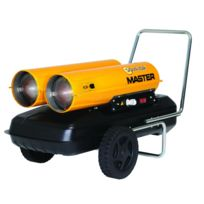 SOVELOR - Chauffage master air pulsé mobiles au fuel - B310