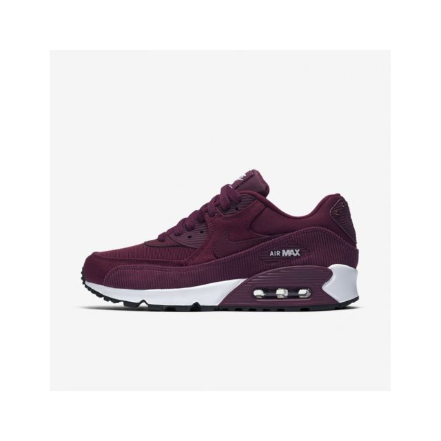 Nike - Wmns Air Max 90 Lea - 921304-601 - Age - Adulte ...