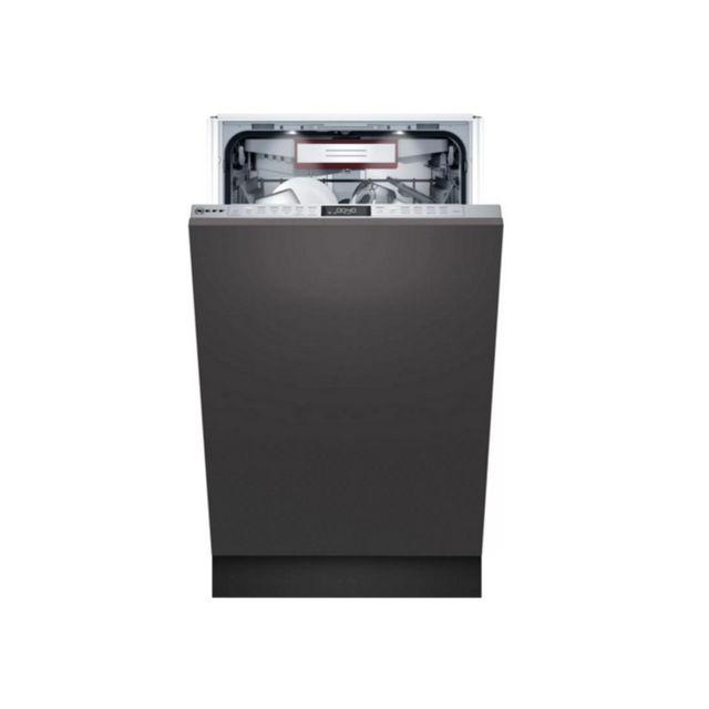 NEFF lave-vaisselle 45cm 10c 44db a+++ tout intégrable - s897zm800e