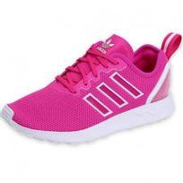 adidas zx flux rose fushia