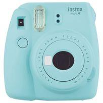 FUJI - Instax Mini 9 bleu givré
