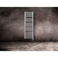 Lvi - Seche Serviette A Fluide Caloporteur Jarl Ir - Dimensions : 667 x 500 x 110 mm - Puissance : 300 W - Couleur : Blanc