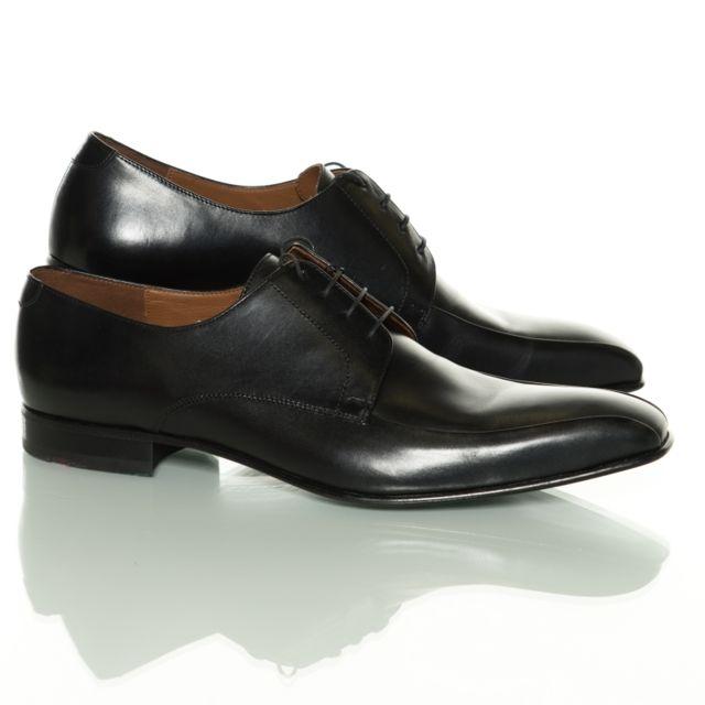 00b3d42d9f Lloyd - Chaussures robson noir - pas cher Achat / Vente Chaussures ...