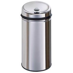 kitchen move poubelle automatique 42l inox bat 42lb pas cher achat vente poubelle de. Black Bedroom Furniture Sets. Home Design Ideas