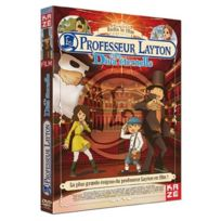 Kazé Animation - Professeur Layton Et La Diva ÉTERNELLE - Dvd - Edition simple