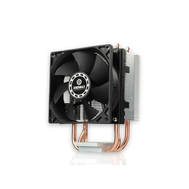 ENERMAX Ventirad pour processeur ETS-N30II Ventirad Enermax ETS-N30-II - Ventilateur de 9cm PWM - Capacité de refroidissement 150W TDP - Support Intel et AMD.