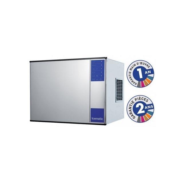 Icematic Machine à glaçons pleins 320 kg - N302M