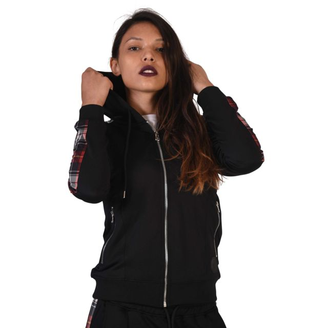 Veste de jogging femme Achat Vente pas cher