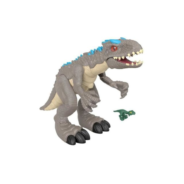 Fisher Price Fisher-price Imaginext Jurassic World Indominus Rex - 3 ans et