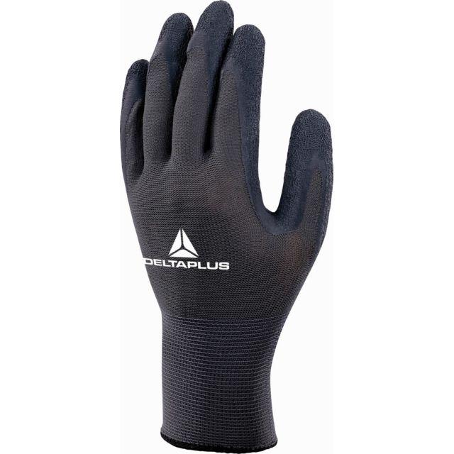 Delta plus gant tricot polyester paume enduite latex ve630gr0 fc80a9e6158
