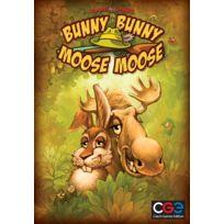 Czech Games Edition - Jeux de société - Bunny, Bunny, Moose, Moose
