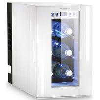 Dometic - Cave à vin de service - 1 temp 6 bouteilles - Blanc Aci-dom700 - Pose libre