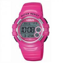 Lorus - Montre kids rose - R2325KX9