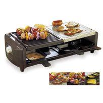 Sogo - Appareil à raclette en pierre Bar-ss-10360