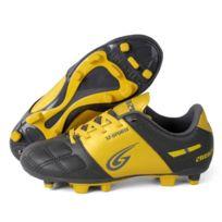 Wewoo - Chaussures de foot jaune pour enfants, Eu Taille: 33 Pu de football