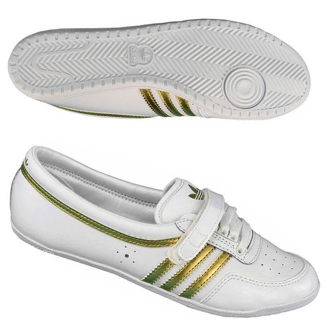 Adidas Originals CONCORD Round W Femme Blanc G95665 pas