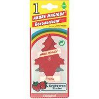 Topcar - Arbre magique parfum fraise 509106