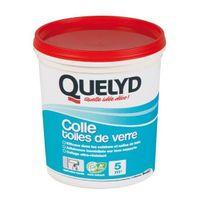 Quelyd - Colle Toiles de verre 1Kg - 30601712