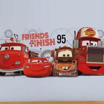 Roommates - Stickers géant 'Amis pour la vie' Cars Disney